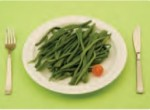 Green beans (200 grams) - 10 grams of carbs