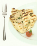 Chicken (150 grams) - 32.5 grams of protein