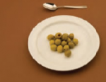 Olives (50 grams) - 0.025 grams of carbs